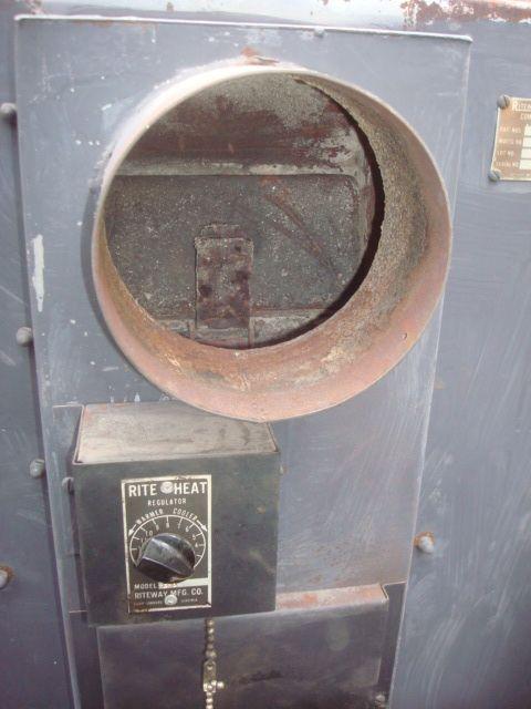 Very Old Coal Stoves Vintage Riteway Model 37 Teardown