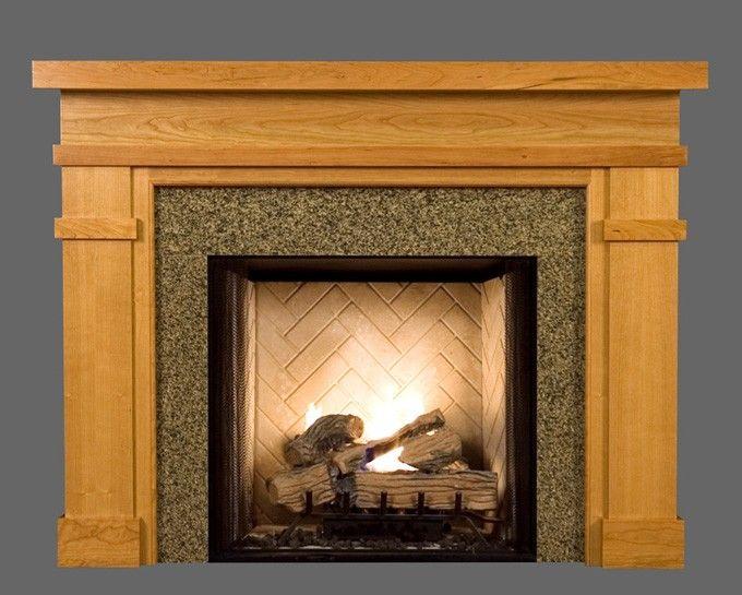 Bridgewater Fireplace Mantel Standard Sizes Fireplace Mantel Surrounds Craftsman Fireplace Wood Fireplace Mantel