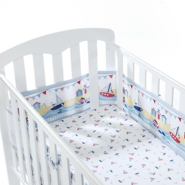 The Breathablebaby S Mesh Cot Liners Are A Lovely Additional To Any Baby S Cot Providing A Safer Environment For Baby To Sleep Breathablebaby Crib Liners Cot