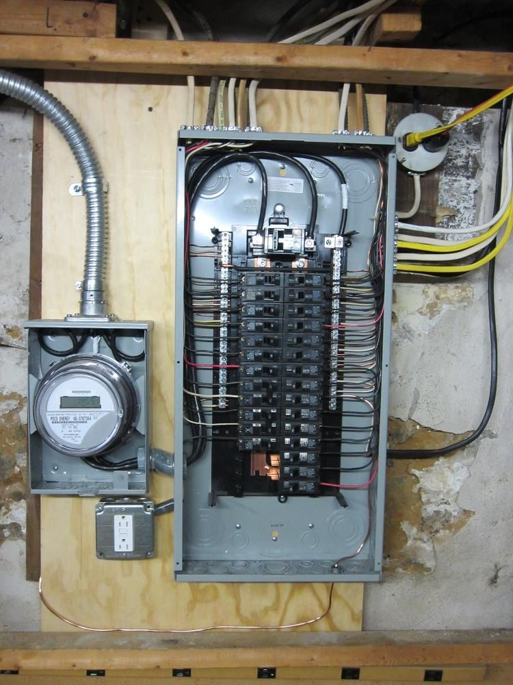 Now that\'s one neat electrical panel... | Cable, Electrical wiring ...