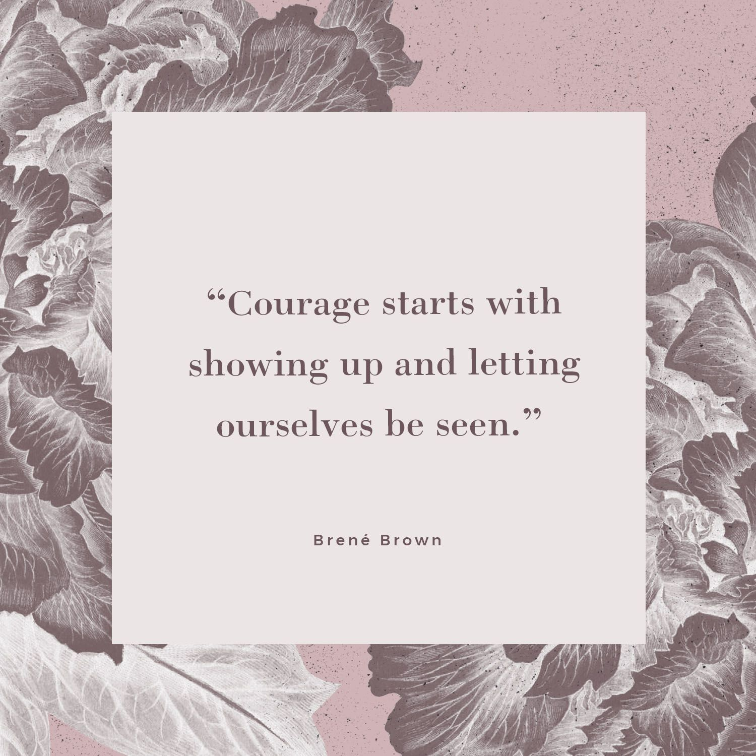Indeed 👍👍 The beginning of courage is showing up