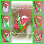 Nail design by Kamila Achatz - Step by Steps