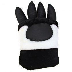 $10.79 4 Claws Plush Panda Paw Glove for Boxing/Winter Warm (1PCS)