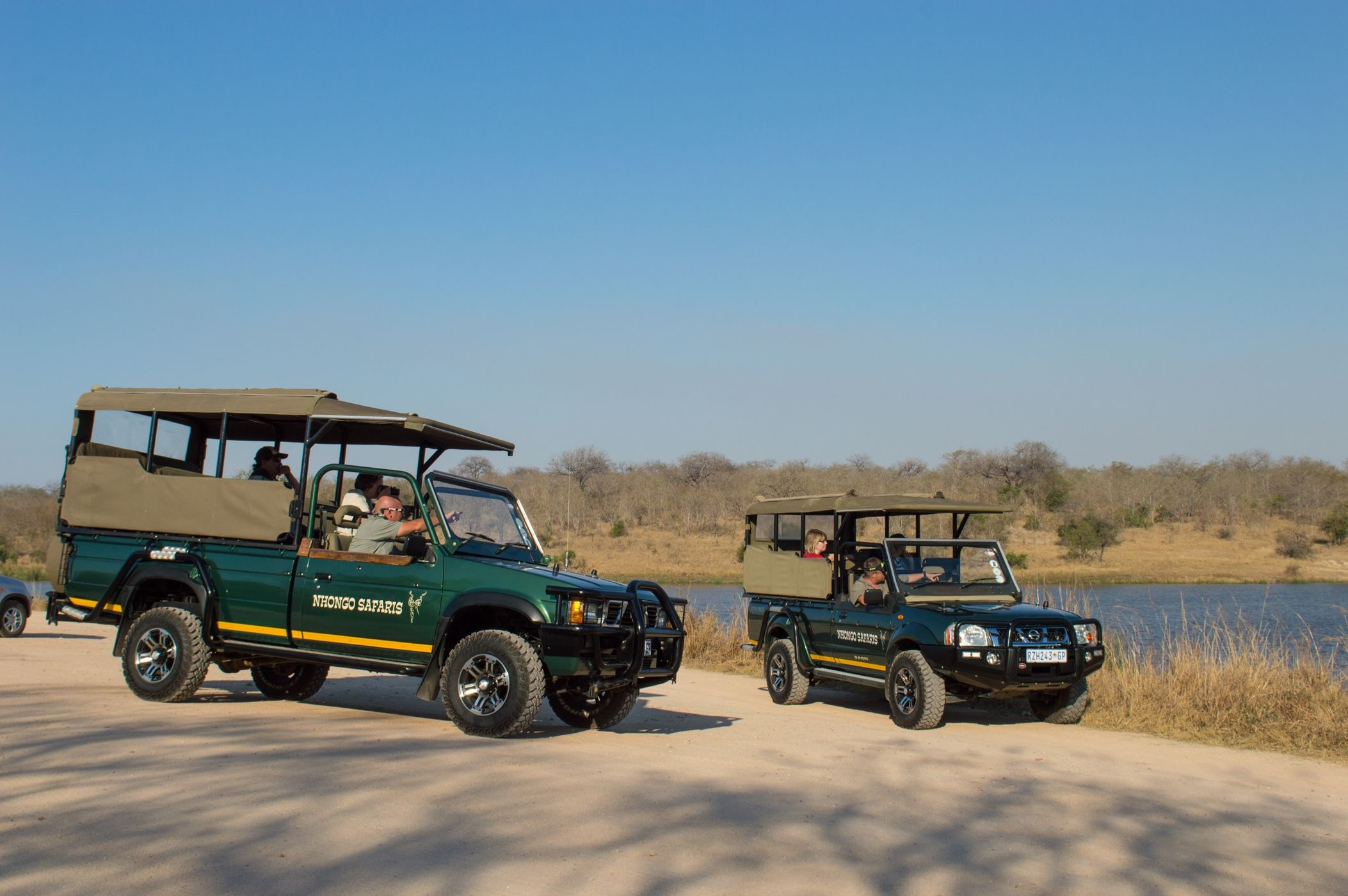 Open Safari Vehicles | Nhongo safaris Photoshoot Done By ARL