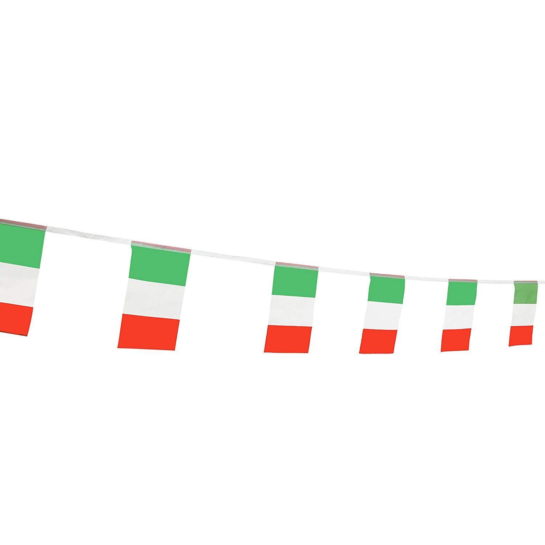 Amazon Tsmd Italy Flag 100 Feet Italian Flag