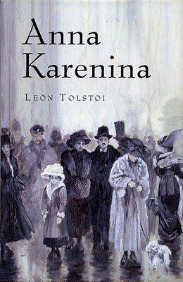 León Tolstói Ana Karenina Libro De Cine Libros Libros Para Leer