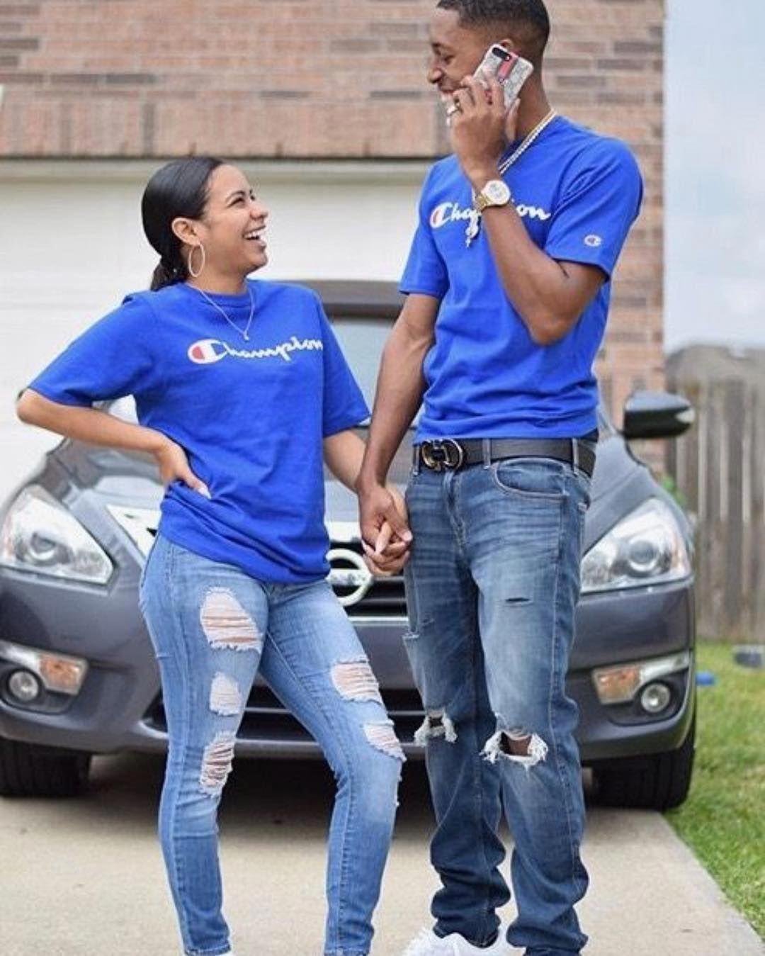 couplesmatchingoutfit #couplegoals #baegoals | Matching