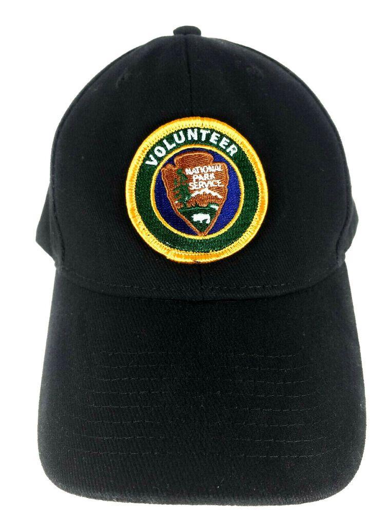 National Park Service Volunteer Baseball Style Hat Cap