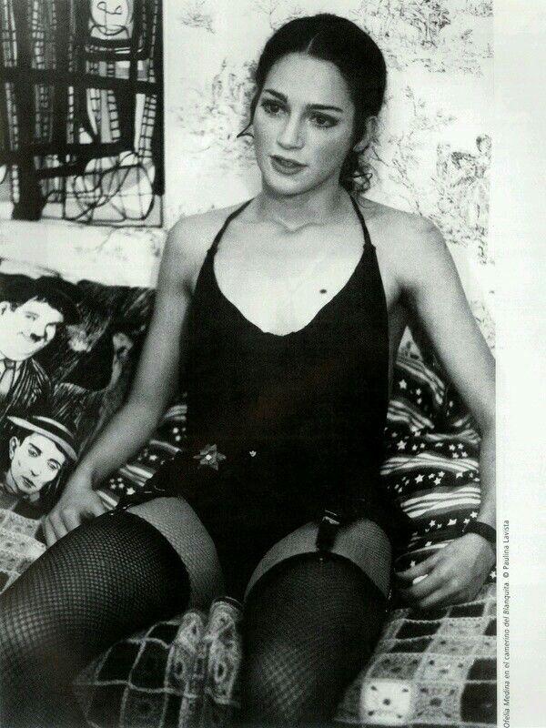 Actriz Ofelia Medina, Hermosa Mujer Mexicana ♥