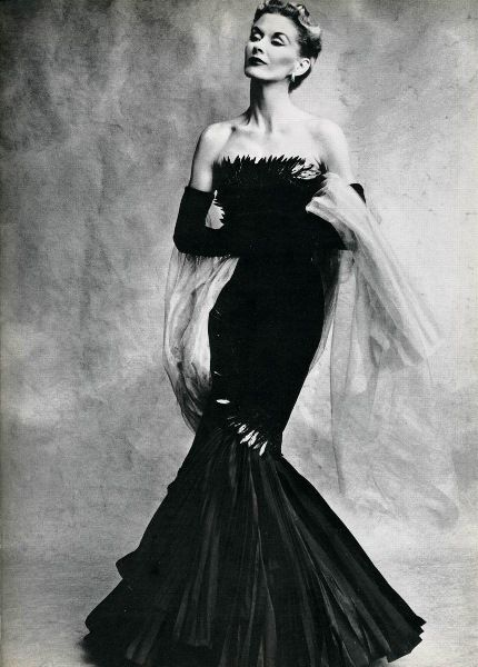 Vintage Couture by Marcel Rochas