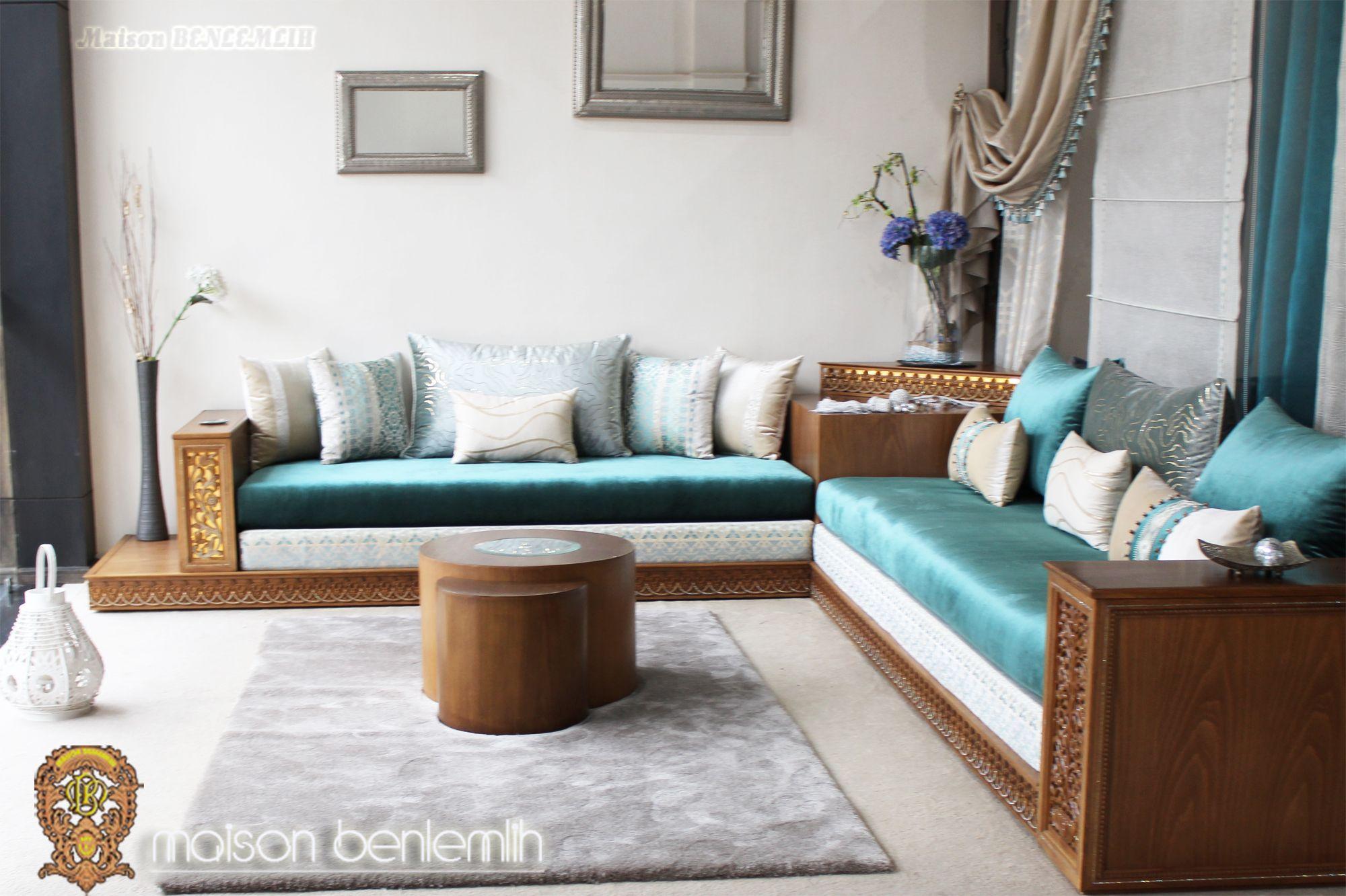 Decor Salon Arabe Idees