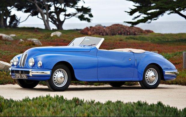 1949 Bristol 402 Cabriolet Bristol Cars Cabriolets Bristol