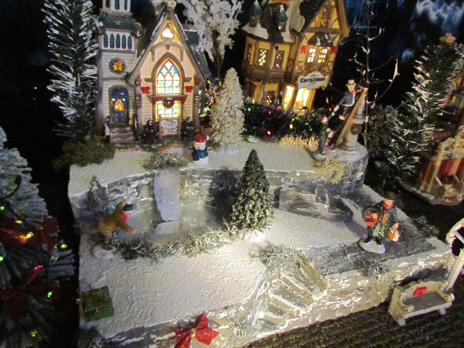 Christmas Village Platforms For Sale.Pin On Villagedisplays Com Buy Department 56 Display
