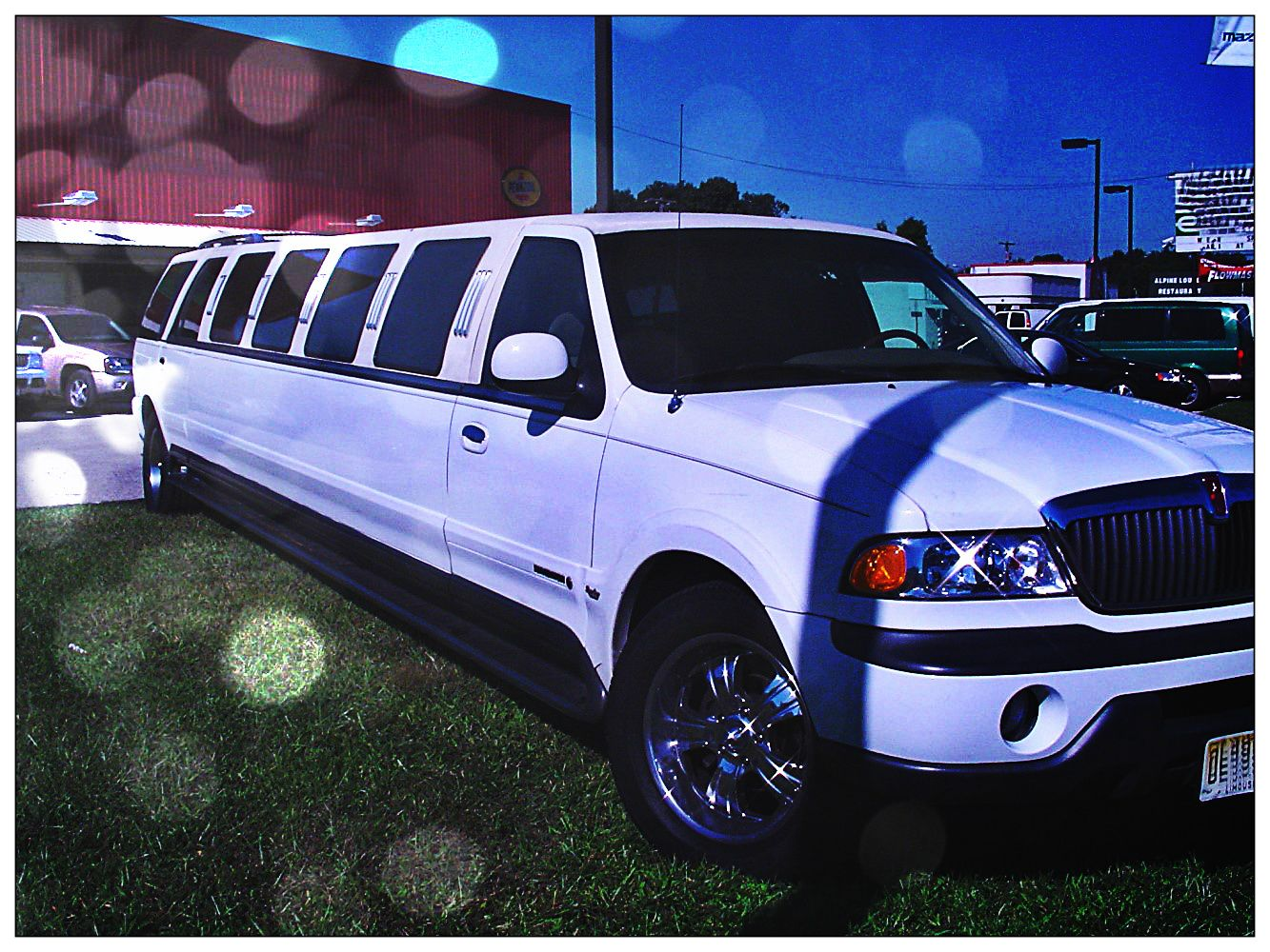 Luxury limos and charter bus quotes chauffered limo