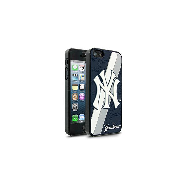 New York Yankees IPhone 5 Case ($30) Via Polyvore