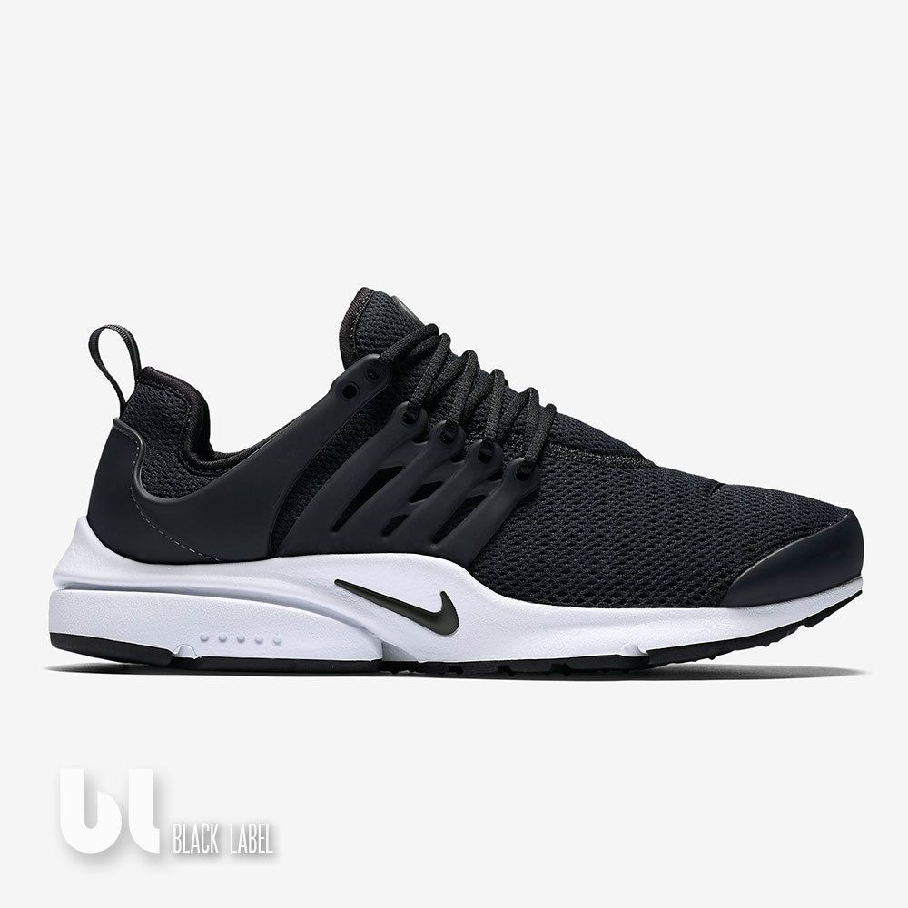 Black Label Fashion. NIKE AIR PRESTO. Flexkerben in der