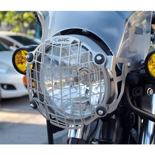 Photo of Headlight Guard Royal Enfield HIMALAYAN
