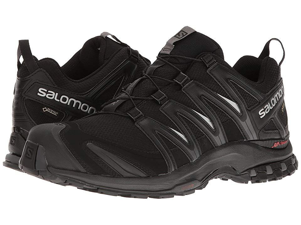 Salomon XA Pro 3D GTX (BlackBlackMagnet) Men's Shoes. The