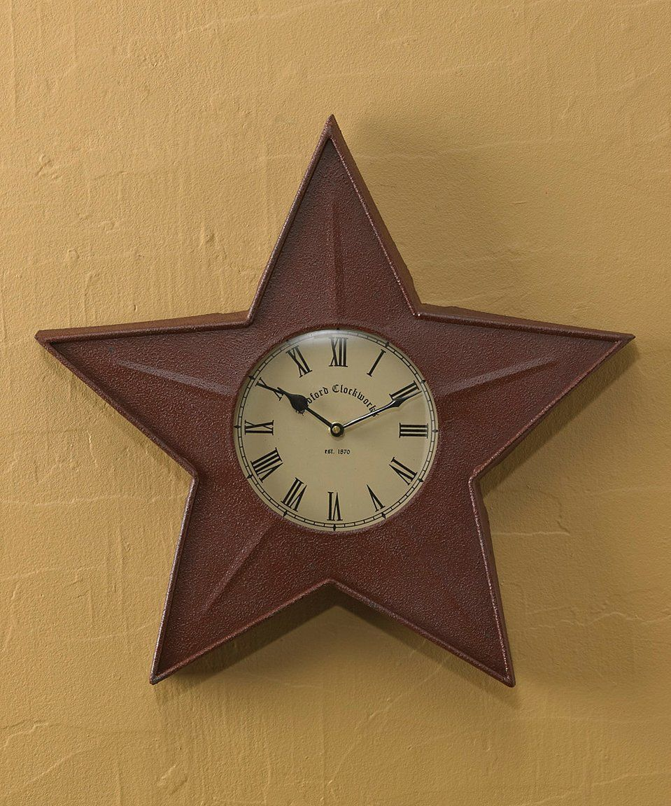 Pin By Dayla Wilson On Time After Time Clock Metal Clock Metal Wall Clock