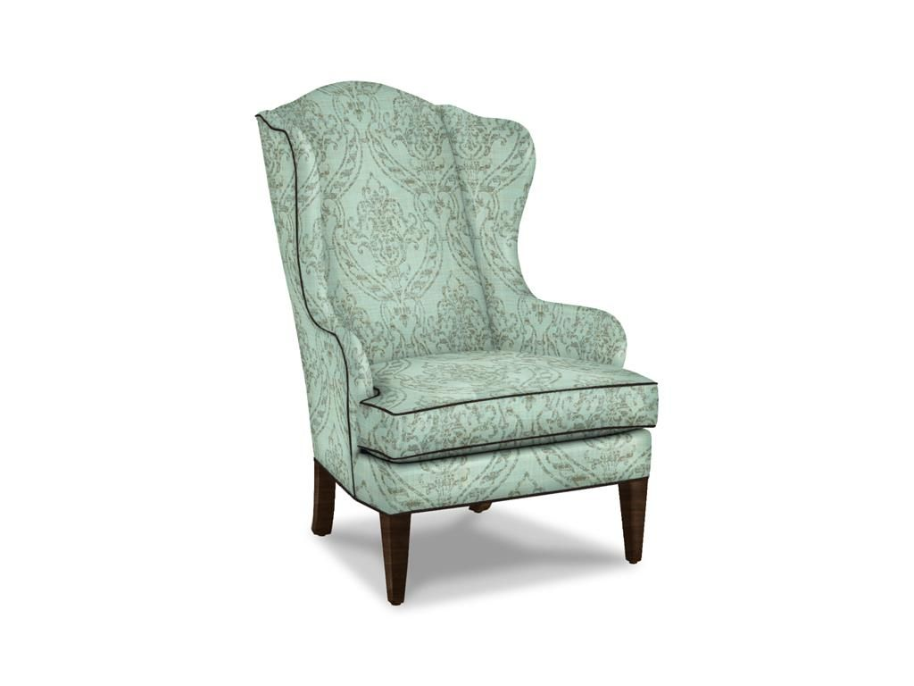 Ethan Allen   Selby Wing Chair Wing Chair Noun : A Comfortable Chair That  Has A High Back With Pieces That Extend Forward At The Sides