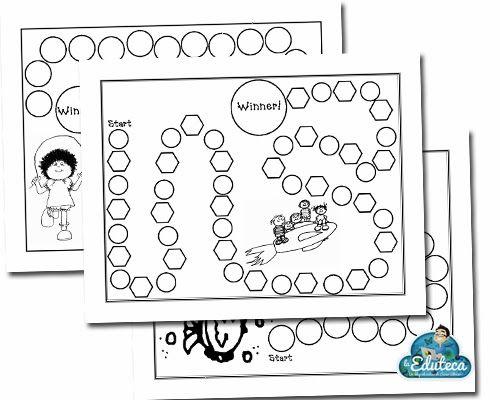 Recursos Primaria 10 Plantillas En Pdf Para Crear Juegos De Mesa Educativos Crear Juegos Juegos De Mesa Juegos Educativos