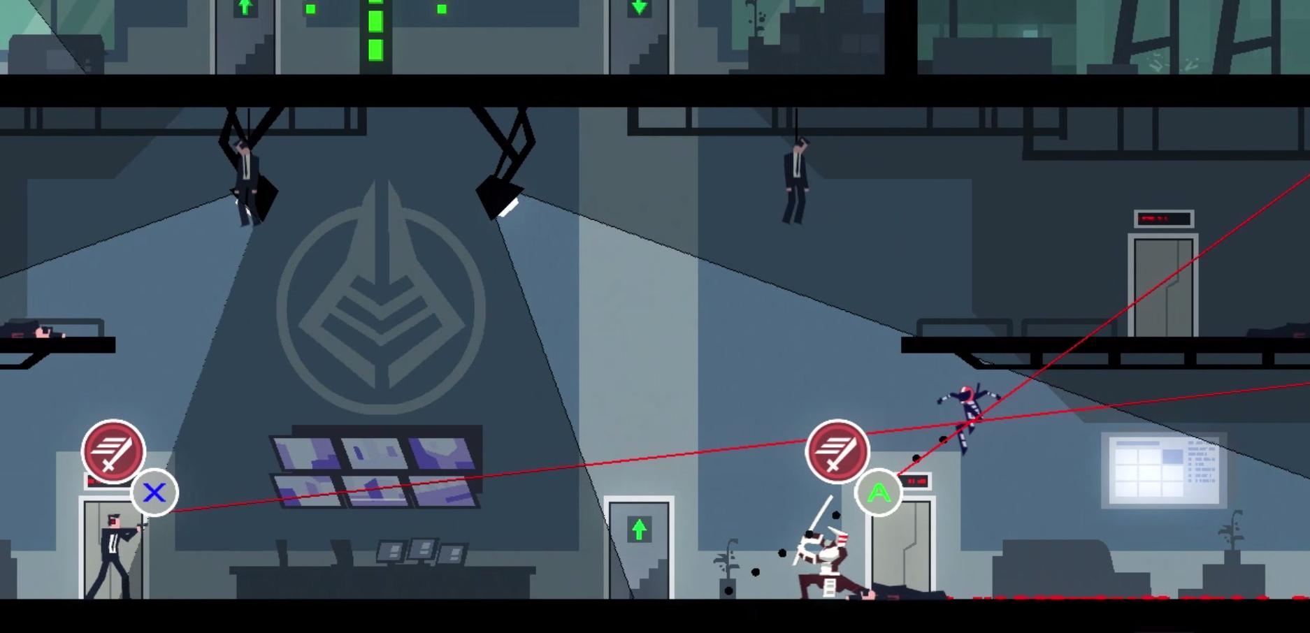 Ronin Platform Game Screenshots Youtube
