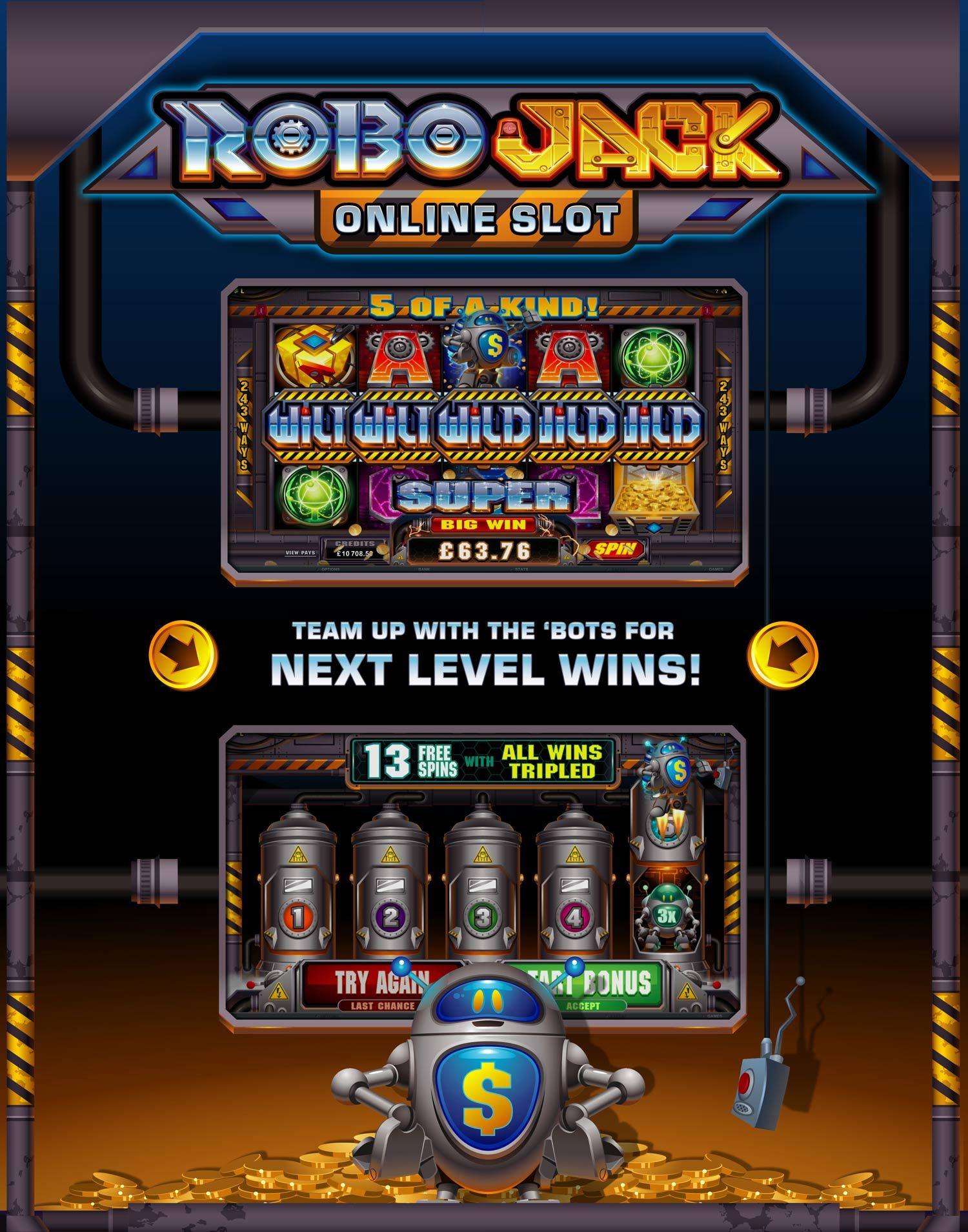 Robo Jack | Euro Palace Casino Blog