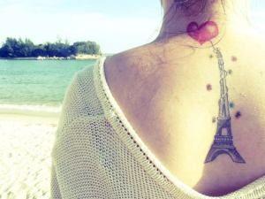Torre Eiffel & Corazón