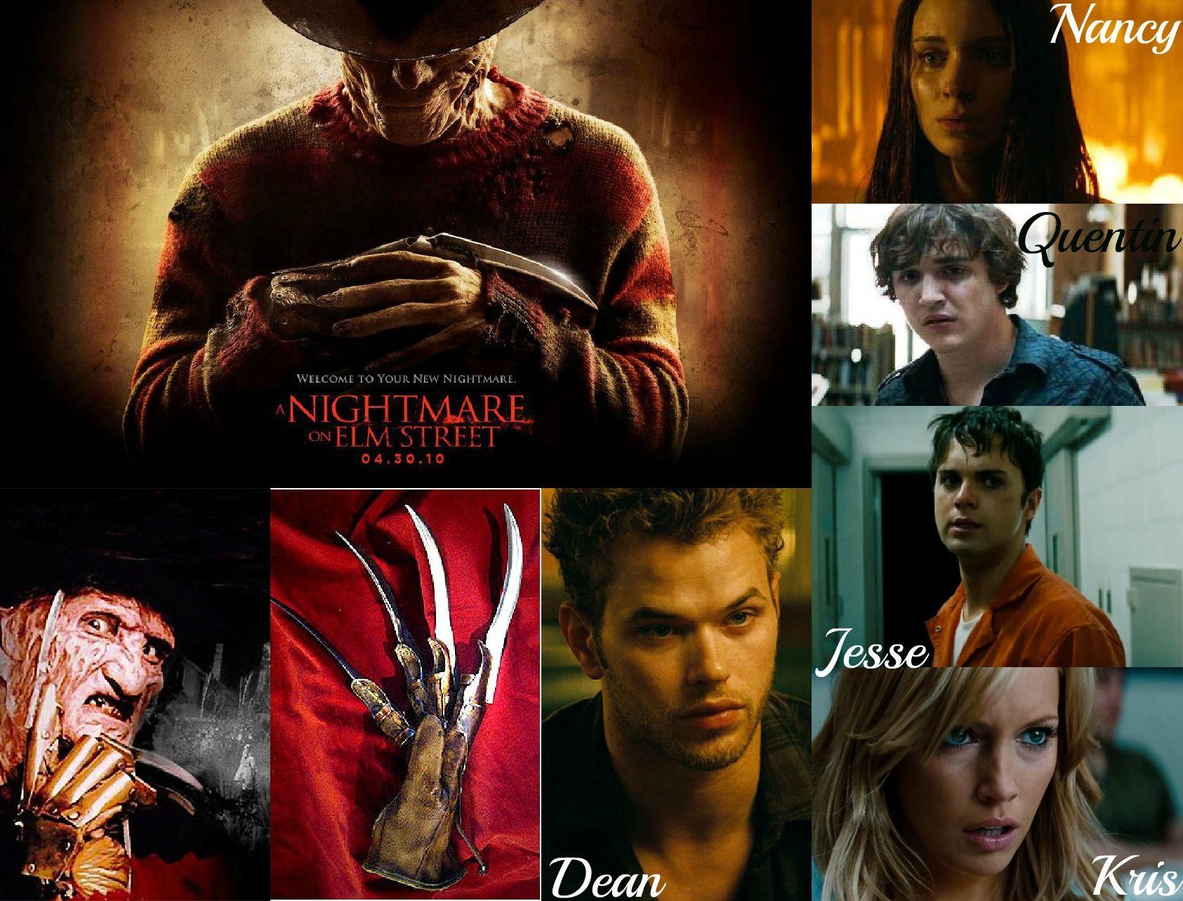 The Remake Of A Nightmare On Elm Street 2010 Nightmare On Elm