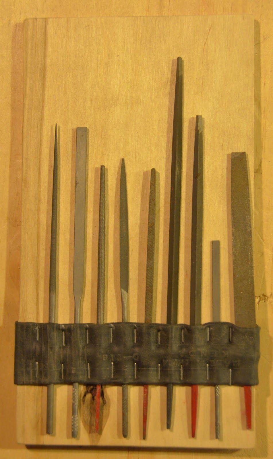 Tool Zealot Metalworking Needle File Storage Metal Working Metal Working Projects Art Supply Box