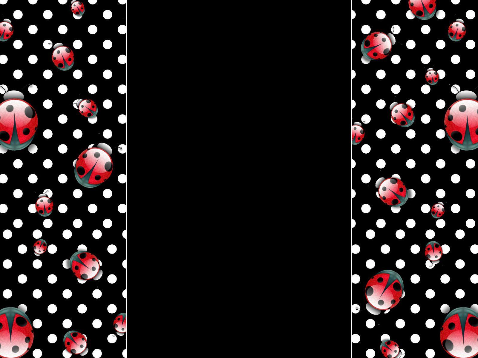 b.jpg (1600×1200) | LADY BUG BACKGROUND | Pinterest | Invitaciones ...