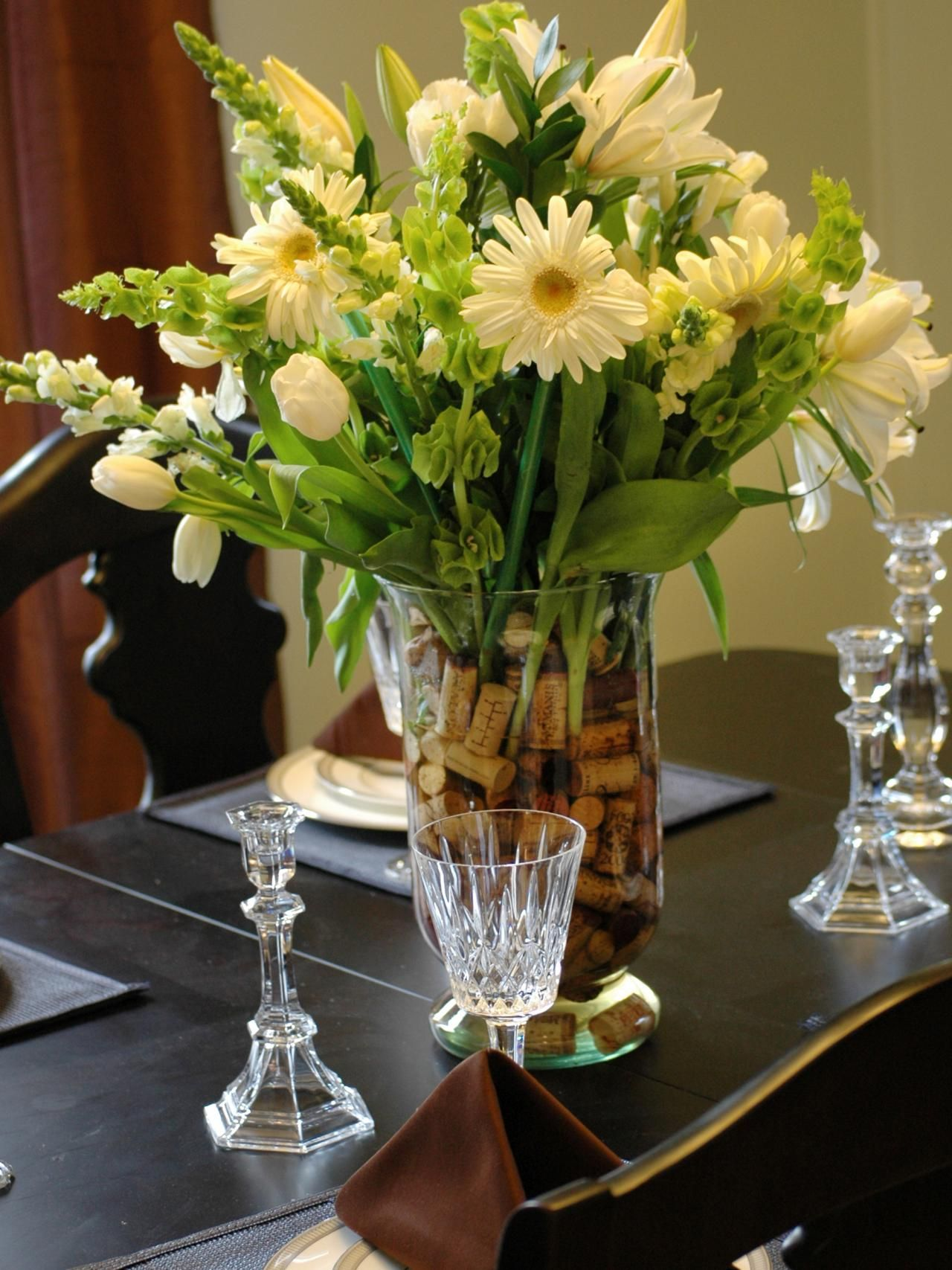 Party Centerpieces Dining Room