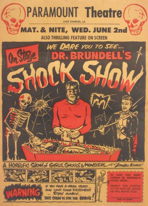 Dr. Brundell's Shock Show