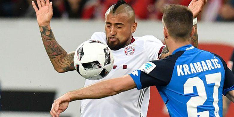 Hasil Liga Jerman: Hoffenheim Taklukkan Bayern Muenchen