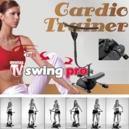 Aparato de cardio fitness swing pro ejercicio for Deportes para adelgazar