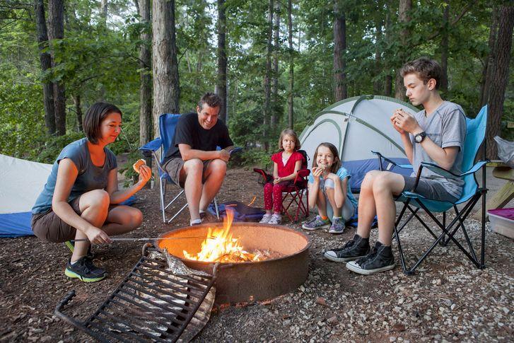 Recipes for campfires