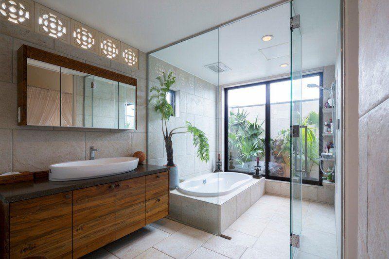 d co salle de bain zen 42 astuces pour ambiance feng shui salle de bain pinterest. Black Bedroom Furniture Sets. Home Design Ideas