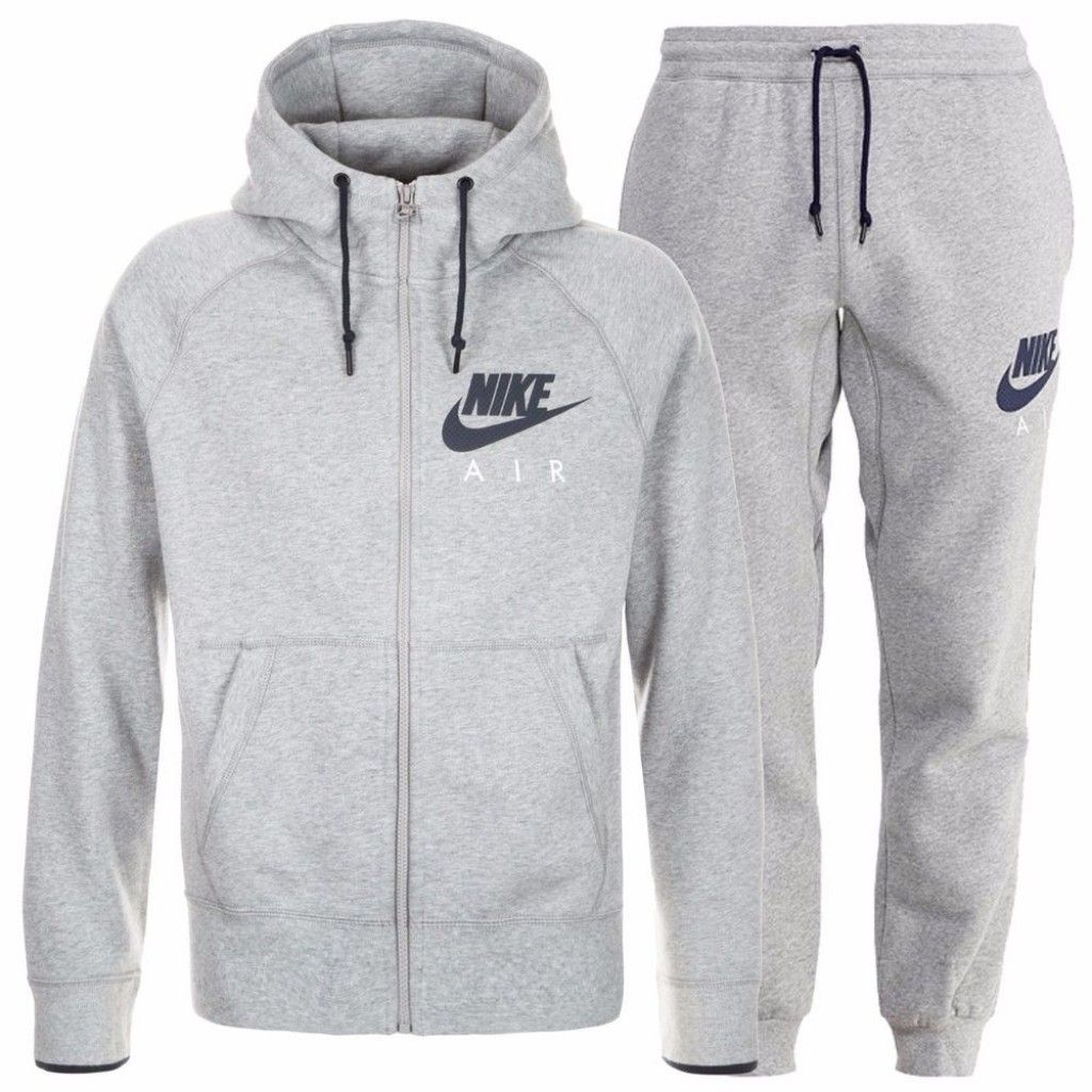 2e3feea6332 nike jumpsuit mens grey