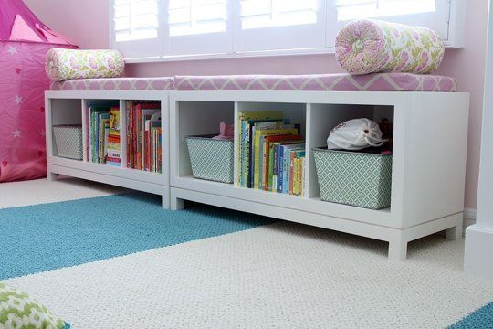 15 Real Life Storage Solutions For Kids Rooms Girls Bedroom