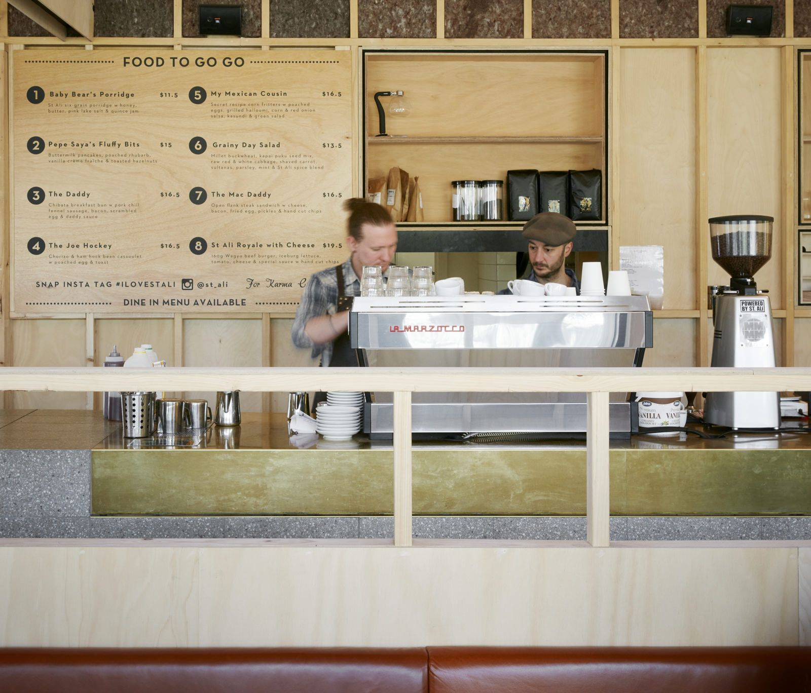 St Ali Cafe  Monash Clayton - Jackson Clements Burrows