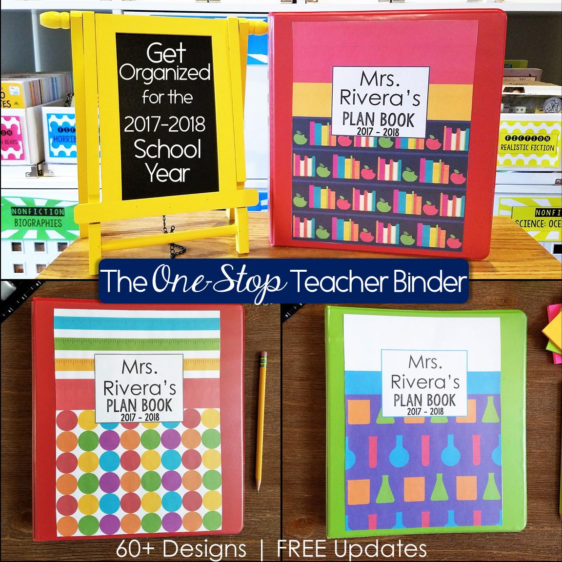 The Perfect Teacher Planner For Better Classroom
