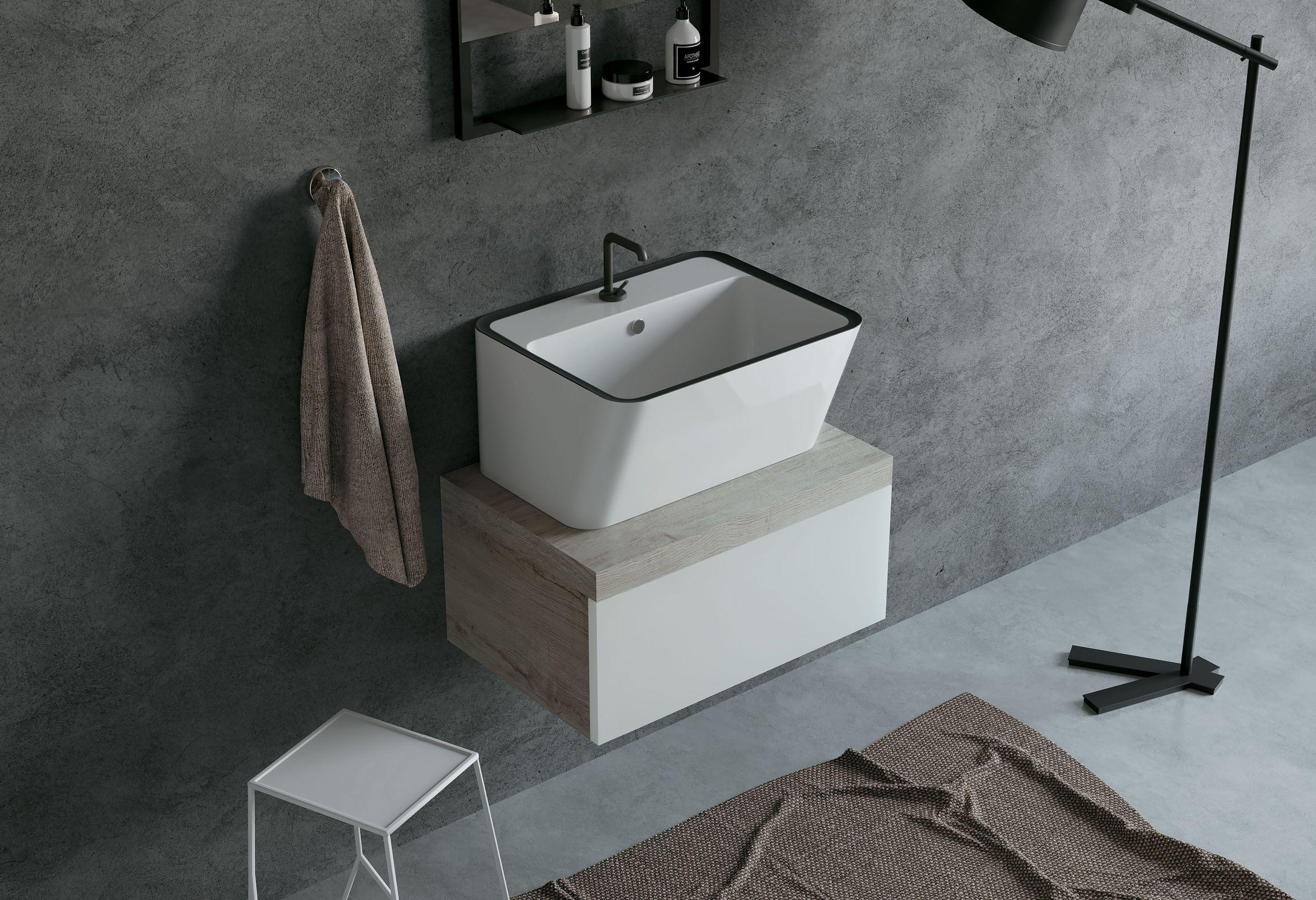Wynn: design e praticità in bagno. Nuovo lavabo #Colavene | Design ...