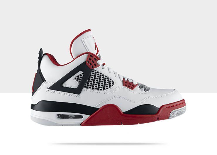 Air Jordan 4 Retro Mens Shoe discovered on Fantasy Shopper