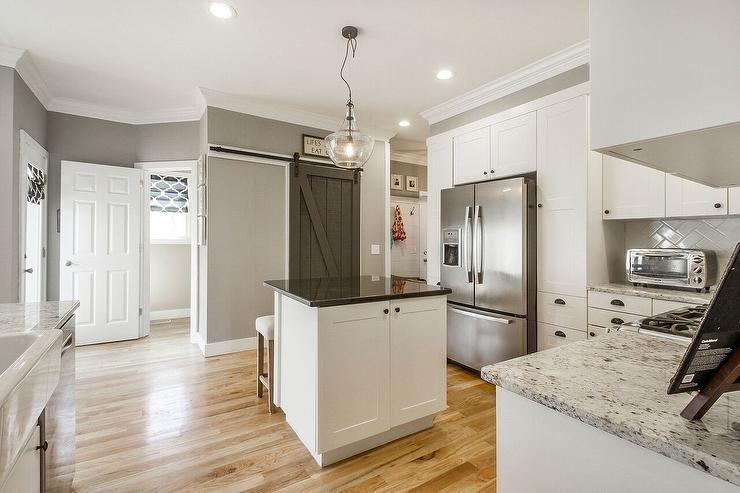 Best A Stunning Kitchen Renovation Featuring White Ice Granite 640 x 480