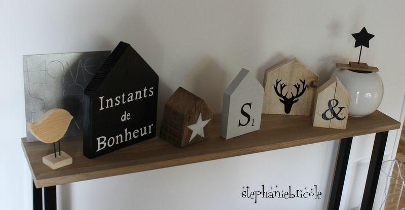 Diy d co scandinave des petites maisons en bois house - Diy deco scandinave ...