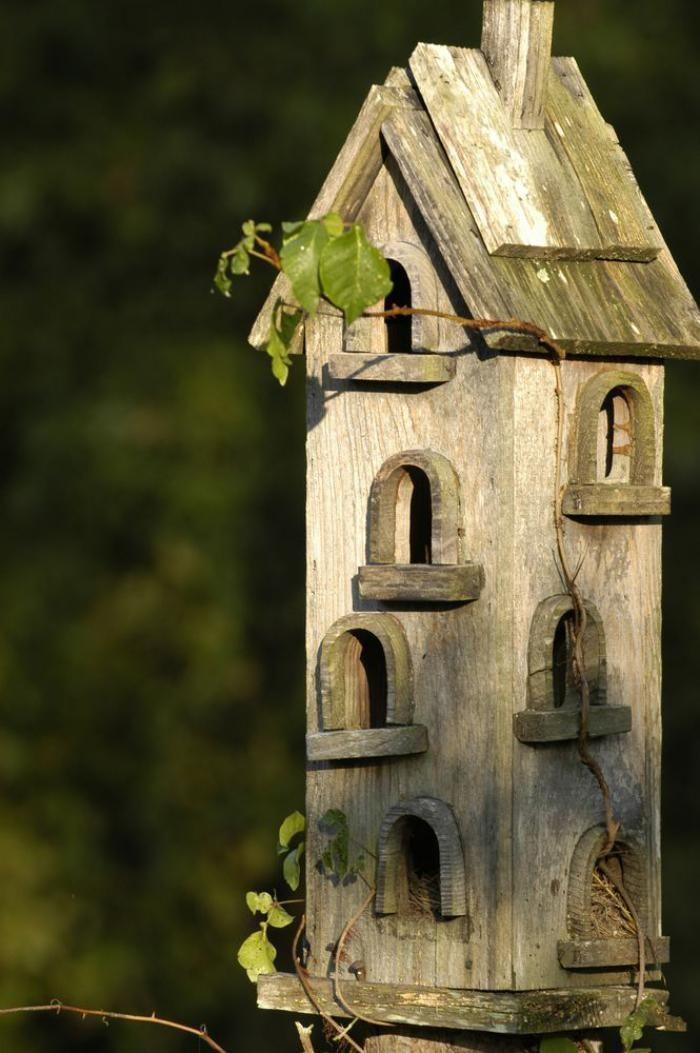 designs cr atifs de cabane oiseaux cabane oiseaux cabanes et oiseaux. Black Bedroom Furniture Sets. Home Design Ideas