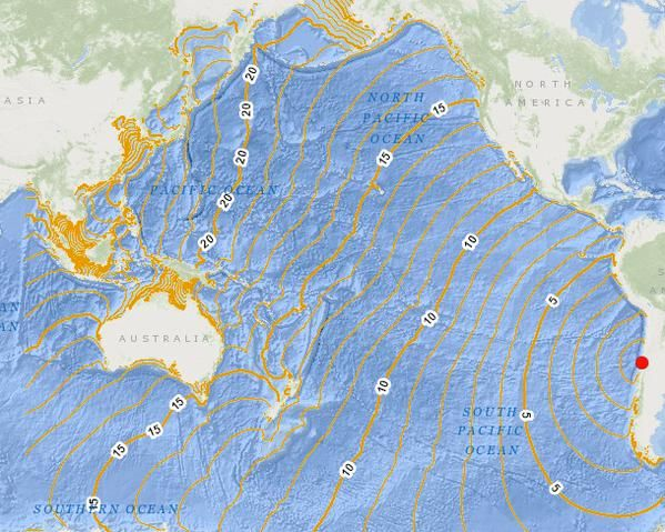 Chile earthquake: one million people evacuated after 8.3 magnitude quake – as it happened | World news | The Guardian