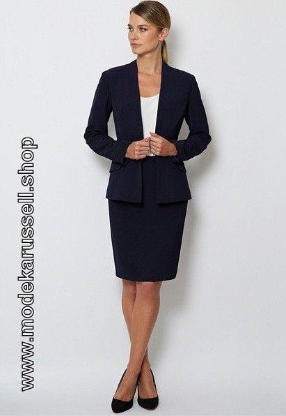 business kostüm damen rock