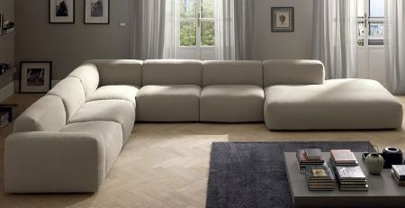 Contemporary Italian Sectional Sofas Part III : italian sectional - Sectionals, Sofas & Couches