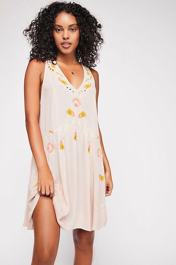 Adelaide Festival Slip Summer Festival Dress Dresses Slip On